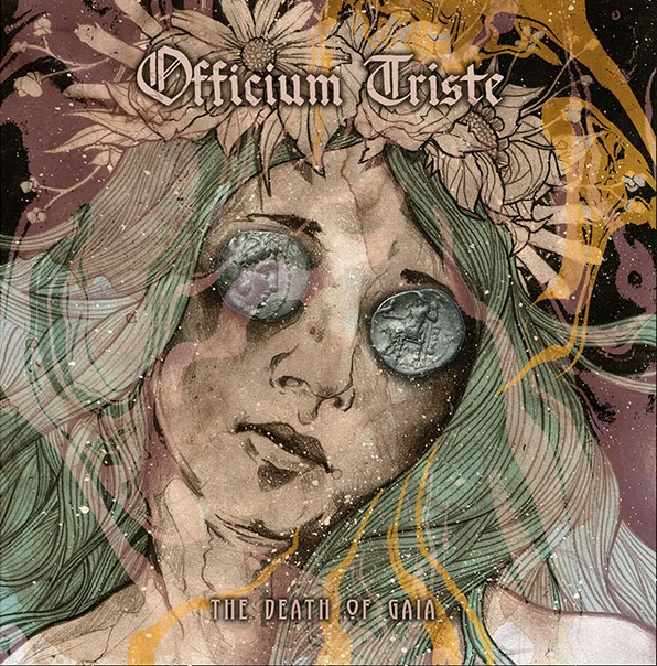 Officium Triste The Death Of Gaia